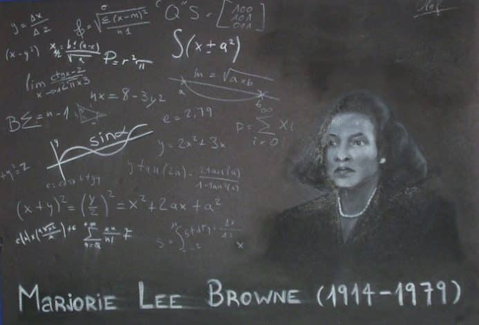 Marjorie Lee Browne