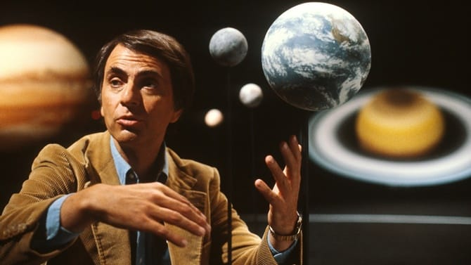 Photo of Carl Sagan: Garajımdaki Ejder