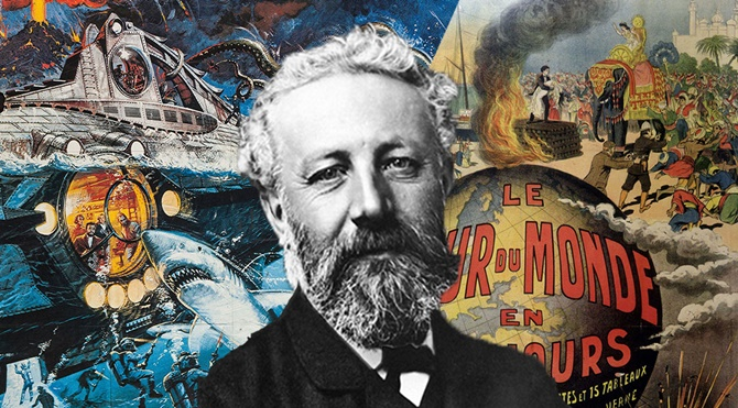 Photo of Görülmeyeni Gören Adam: Jules Verne