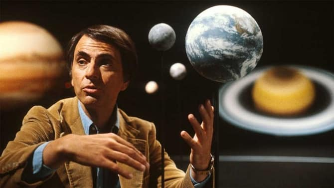 Photo of Carl Sagan: Bilimi Sevdiren Adam