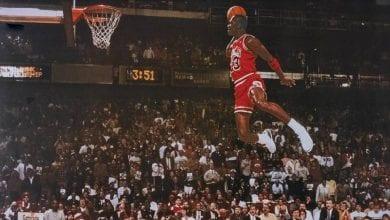 Photo of Michael Jordan'ın Havada Kalma Süresinin Ardındaki Matematik