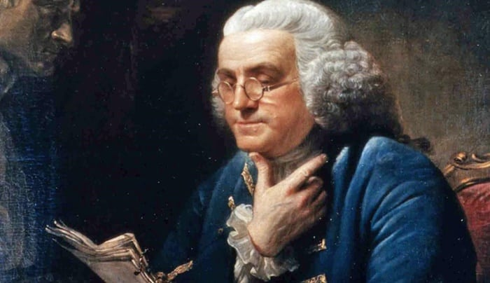 Photo of Devrimci Bir Mucid: Benjamin Franklin