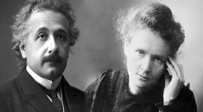 Photo of Albert Einstein'ın Marie Curie'ye Mektubu