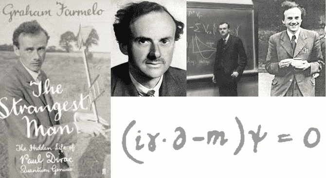 Photo of Fizikte Güzellik Arayışı: Paul Dirac