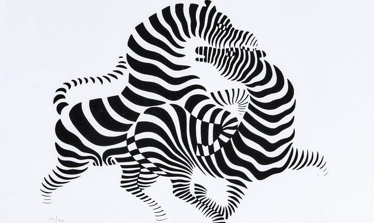 Photo of Sanat İle Bilimin Birleşimi: Op-Art