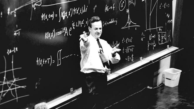 Photo of Richard Feynman – Bilimin Değeri