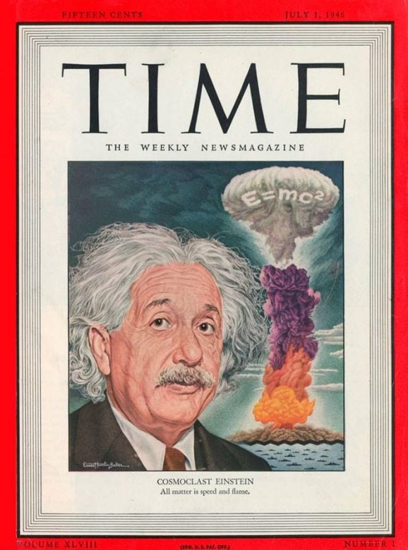 einstein time 1946