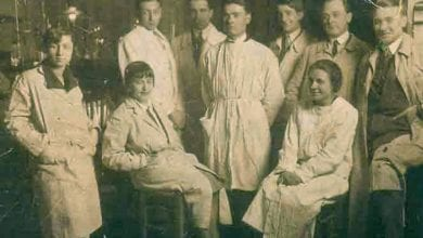 Photo of Madam Curie'nin Öğrencisi Türkiye'nin İlk Kadın Kimyacısı Remziye Hisar