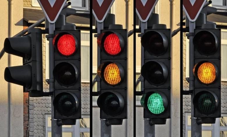trafik ışıkları